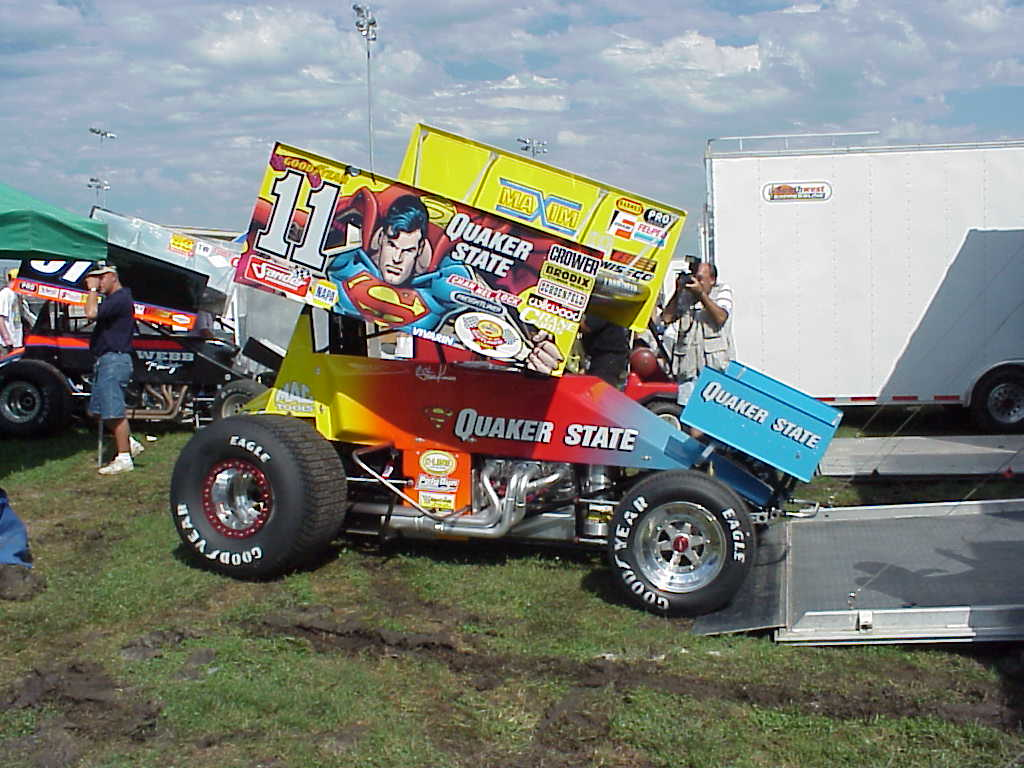 sprint car photo album page 20