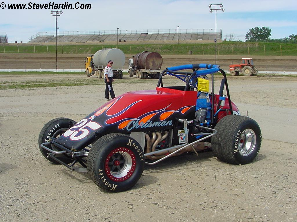 Randy Wise Ford >> 2004 USAC Buckeye Nationals at Eldora - Photo Page 123