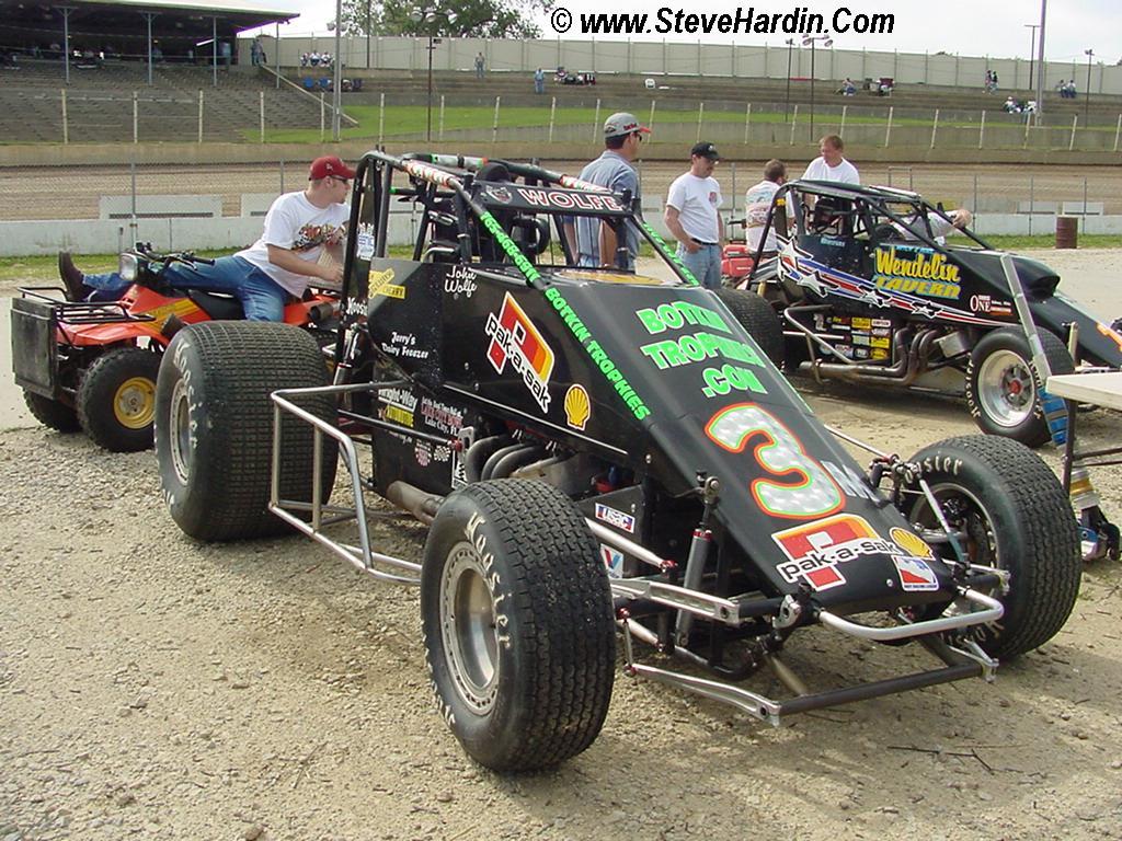 Jones Ford Buckeye >> 2004 USAC Buckeye Nationals at Eldora - Photo Page 123