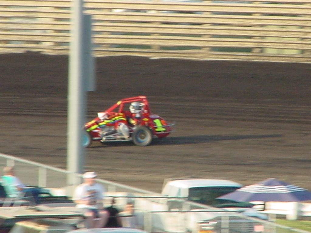 chad mcdaniel midget racing