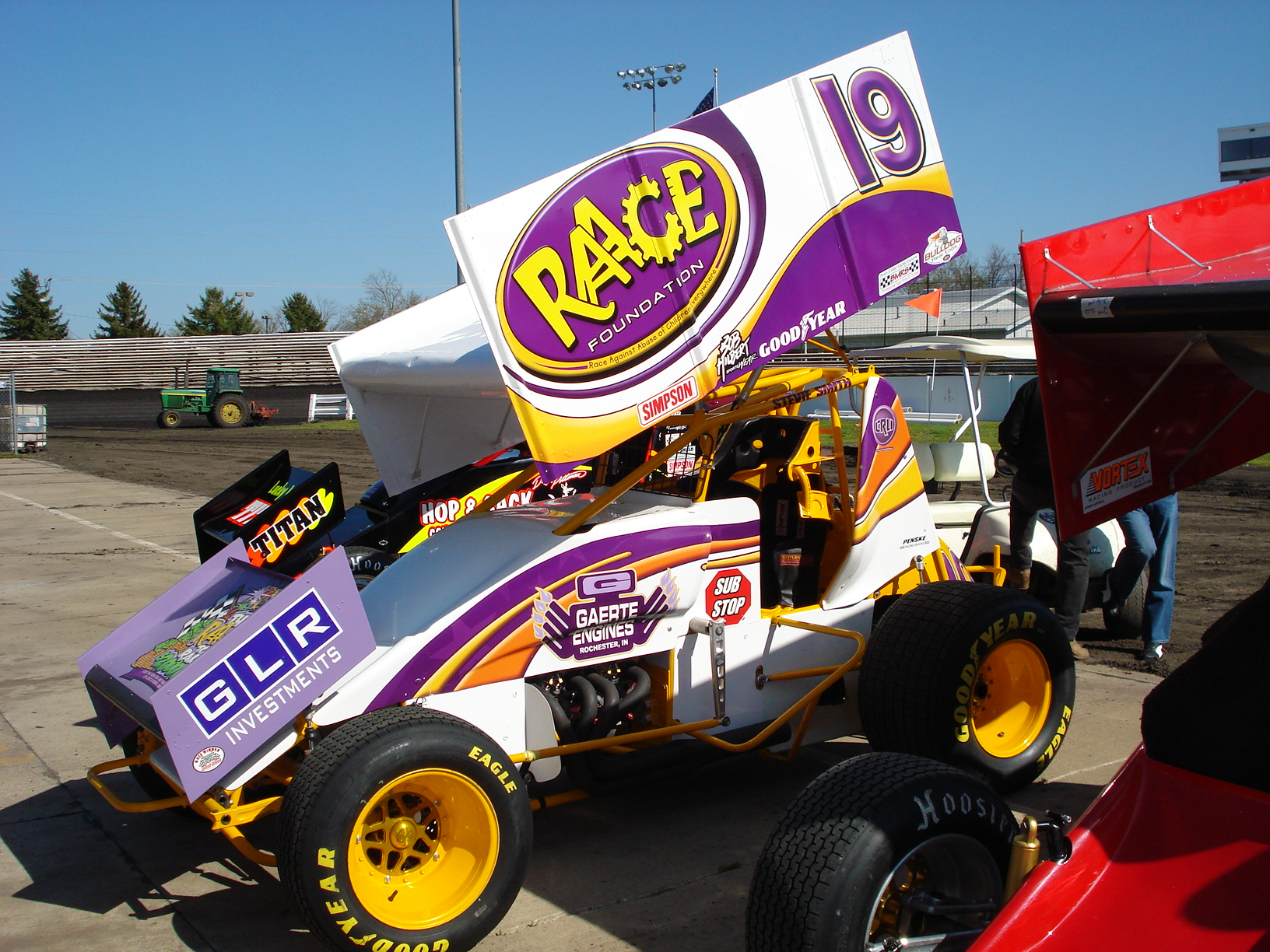 World Of Outlaws At Knoxville Raceway 5 3 08 Photo Page 201