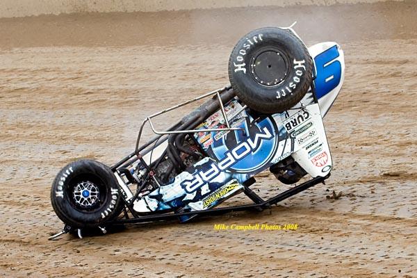Brad Sweet Crash