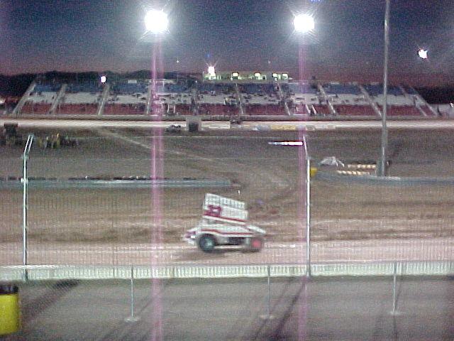 Virtual Tour Of Dirt Track At Las Vegas Motor Speedway